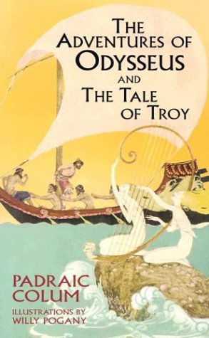 Adventures of Odysseus and the Tale of Troy   2004 edition cover