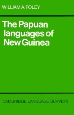 Papuan Languages of New Guinea   1986 9780521243551 Front Cover
