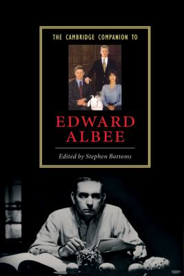 Cambridge Companion to Edward Albee   2005 9780521834551 Front Cover