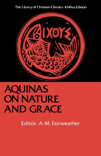 Aquinas on Nature and Grace   2011 (Reissue) edition cover