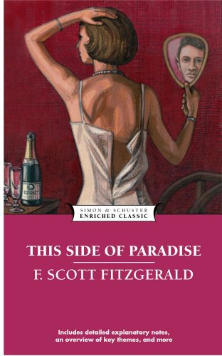 This Side of Paradise   1920 (Reprint) 9780671535551 Front Cover