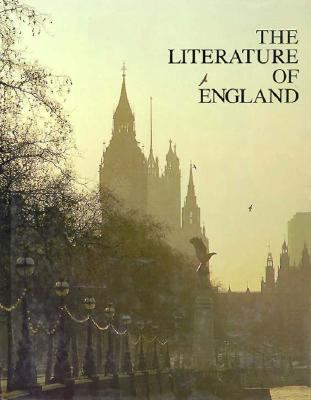 Literature of England 3rd 1979 edition cover