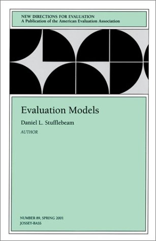 Evaluation Models   2001 edition cover