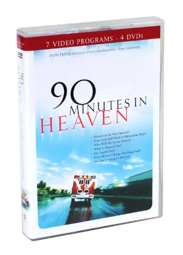 90 Minutes in Heaven: See Life's Troubles in a Whole New Light  2011 edition cover