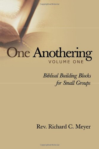 One Anothering Biblical Building Blocks for Small Groups N/A edition cover