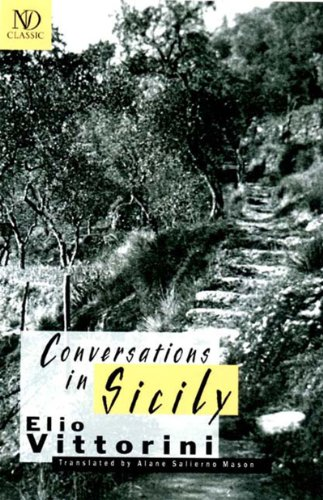 Conversations in Sicily   2000 9780811214551 Front Cover