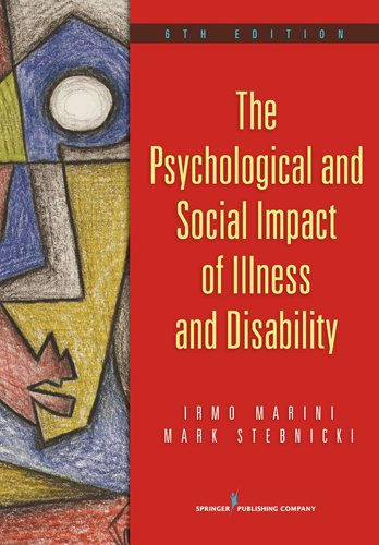 Psychological and Social Impact of Illness and Physical Ability  6th 2012 edition cover