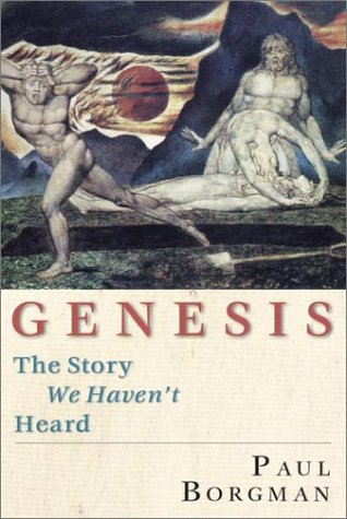 Genesis The Story We Haven't Heard  2001 edition cover