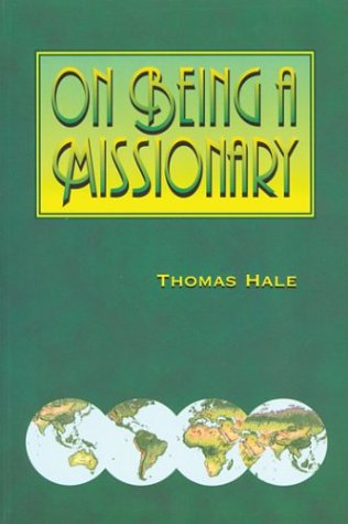 On Being a Missionary 1st edition cover