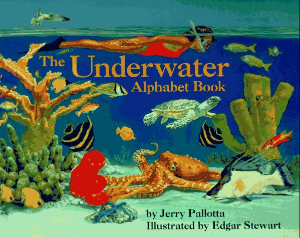 Underwater Alphabet Book   1991 9780881064551 Front Cover