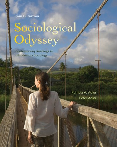 Sociological Odyssey Contemporary Readings in Introductory Sociology 4th 2013 edition cover