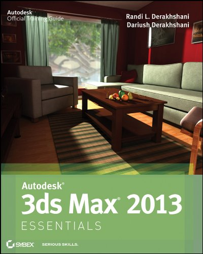 Autodesk 3Ds Max 2013   2012 9781118130551 Front Cover