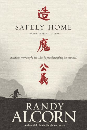 Safely Home  Enlarged  edition cover