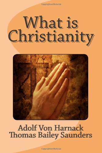 What Is Christianity  N/A edition cover