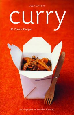 Curry 85 Classic Recipes N/A 9781552859551 Front Cover