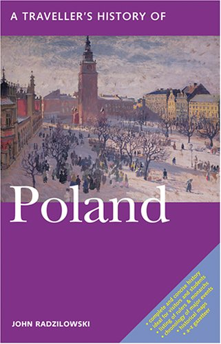 Traveller's History of Poland   2013 edition cover