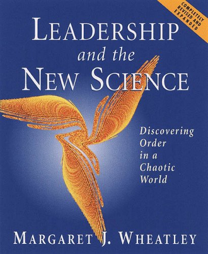 Leadership and the New Science  2nd 1999 (Revised) edition cover