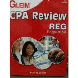 CPA REVIEW:REGULATION 2012 CBT N/A edition cover