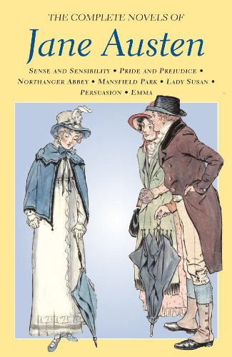 Complete Novels of Jane Austen   2004 edition cover