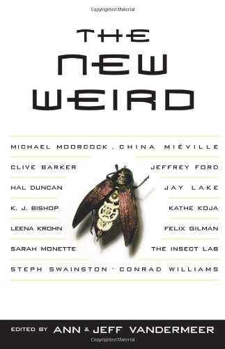New Weird   2008 edition cover
