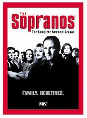 The Sopranos: Season 2 System.Collections.Generic.List`1[System.String] artwork