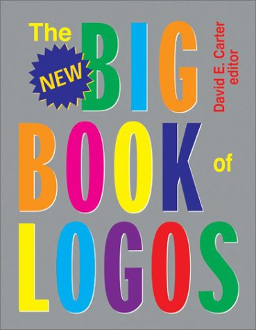 New Big Book of Logos   2003 9780060567552 Front Cover