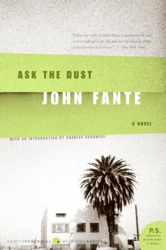 Ask the Dust  N/A edition cover