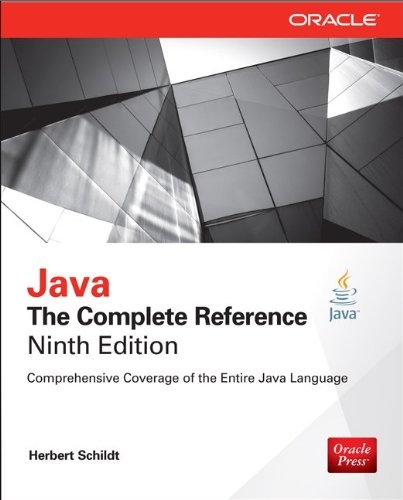 Java:   2013 9780071808552 Front Cover