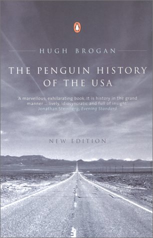 Penguin History of the USA  2nd 2001 edition cover