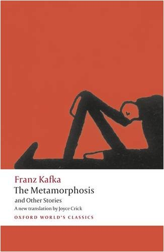 Metamorphosis and Other Stories   2009 9780199238552 Front Cover