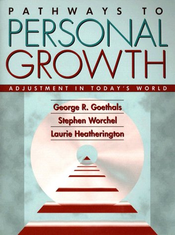 Pathways to Personal Growth Adjustment in Today's World  1999 edition cover