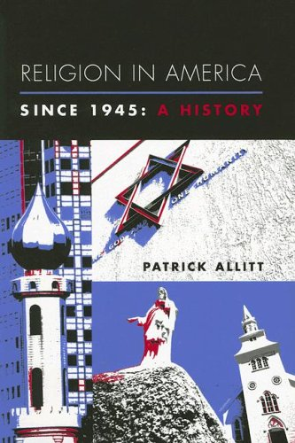 Religion in America Since 1945 A History  2005 edition cover