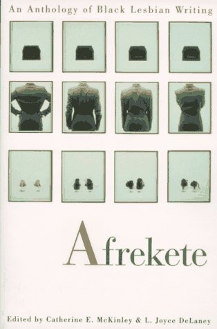 Afrekete An Anthology of Black Lesbian Writing N/A 9780385473552 Front Cover