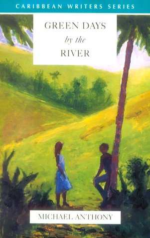 Green Days by the River   2000 edition cover