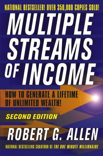 Multiple Streams of Income How to Generate a Lifetime of Unlimited Wealth 2nd 2004 (Revised) edition cover