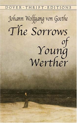Sorrows of Young Werther   2002 edition cover