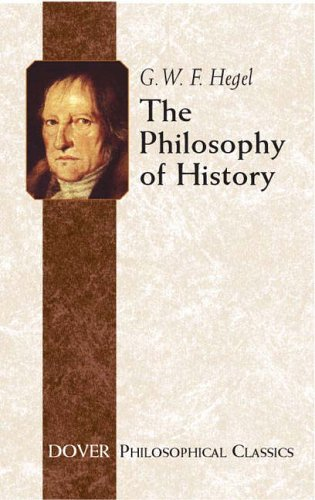 Philosophy of History   2004 edition cover