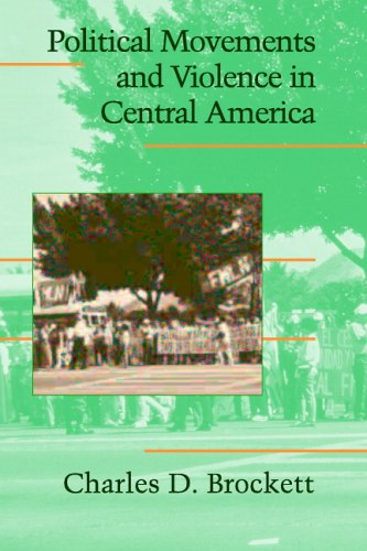 Political Movements and Violence in Central America   2005 edition cover