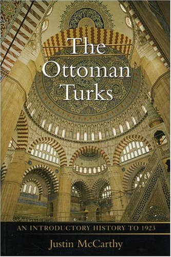 Ottoman Turks An Introductory History to 1923  1997 edition cover
