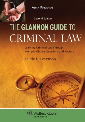 Criminal Law  2nd 2009 (Student Manual, Study Guide, etc.) edition cover
