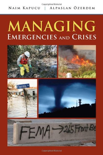 Managing Emergencies and Crises   2013 (Revised) edition cover