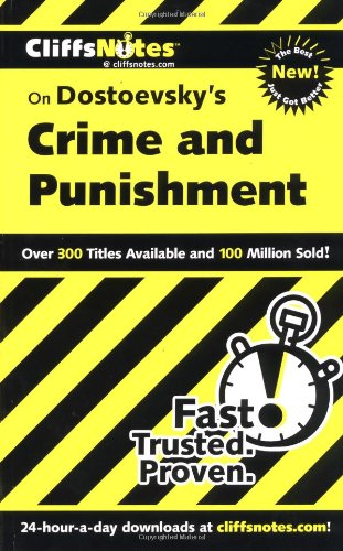 Dostoyevsky's Crime and Punishment   2001 edition cover