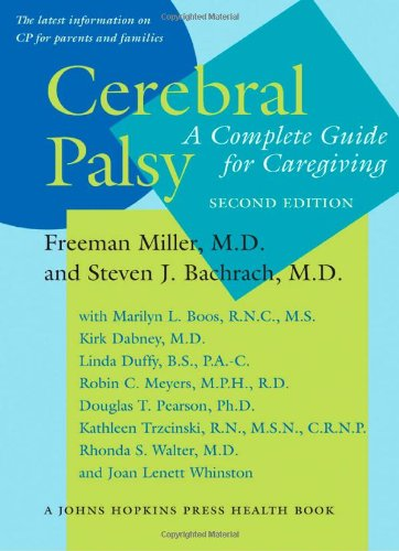 Cerebral Palsy A Complete Guide for Caregiving 2nd 2007 edition cover