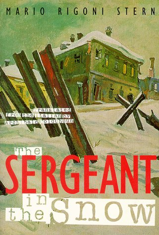 Sergeant in the Snow   1998 edition cover