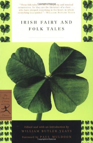Irish Fairy and Folk Tales   2003 9780812968552 Front Cover