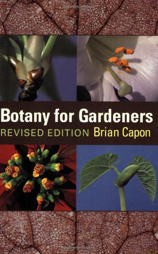 Botany for Gardeners  2nd 2005 (Revised) edition cover
