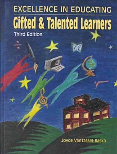 Excellence in Educating Gifted and Talented Learners  3rd 1998 edition cover