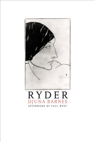 Ryder  2nd (Reprint) edition cover