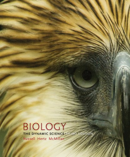 Biology: The Dynamic Science 3rd 2013 edition cover
