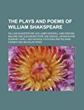 Plays and Poems of William Shakspeare  N/A edition cover